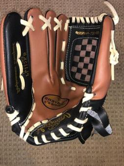 Rawlings 11.5 Inch Leather Baseball Glove PL115KB - New With