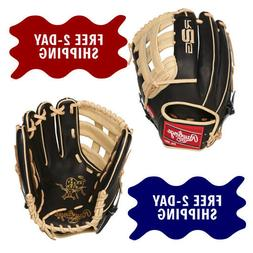 """RAWLINGS 12.25"""" HEART OF THE HIDE R2G SERIES OUTFIELD BASEBA"""
