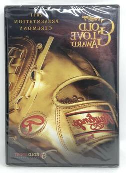 2011 Gold Glove Award Presentation Ceremony MLB DVD — Bran
