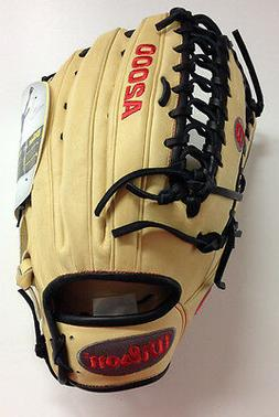 Wilson 2018 A2000 OT6 Outfield Gloves - Left Hand Throw Blon