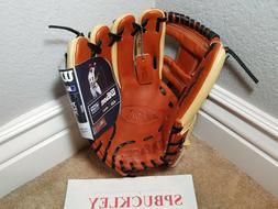 """Wilson A2K 1787 11.75"""" Infield Baseball Glove - Right Hand T"""