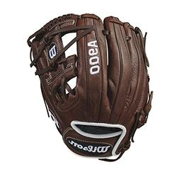 """Wilson A900 Pedroia Fit 11.5"""" Baseball Glove - Right Hand Th"""