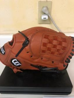 "2019 Wilson A500 12"" WTA05LB1912 Baseball Glove Youth LHT Le"