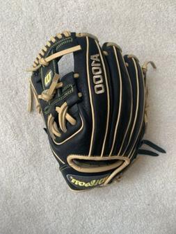 """2020 Wilson A1000 11.5"""" Baseball Glove"""