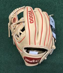 """2020 Wilson A2000 11.5"""" DP15 Infield Baseball Glove - WTA20R"""