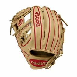 """2020 Wilson A2000 DP15 11.5"""" Infield Baseball Glove: WTA20RB"""