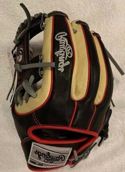"2020 Rawlings PROR314-2B Baseball Glove 11.5"" Infield Glove"