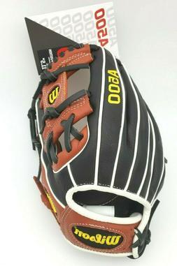 "2021 Wilson A500 11"" Youth Infield Baseball Glove WBW1001441"