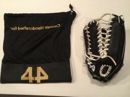 44 Pro Gloves CB44 Custom Made Outfielder Glove Size 12.75 N