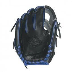 Wilson 6-4-3 1786 Pedroia Fit Infield Baseball Gloves, Black