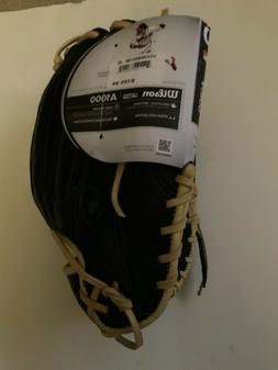 """Wilson A1000 11.5"""" Baseball Glove: WTA10RB201789 - Right Han"""