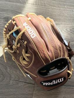 """Wilson A1000 1786 11.5"""" Baseball Glove RHT"""