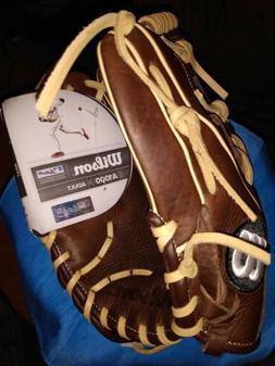 Wilson A1000 1789 11.5 Inch Baseball Glove
