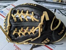 "Wilson A1000 Adult 11.5"" Baseball Glove RHT A10RB201789 With"