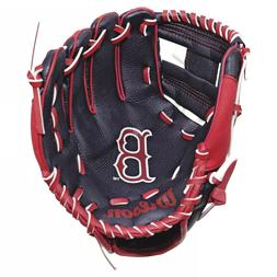 Wilson A200 Boston Red Sox Youth Teeball Baseball Glove 10 I