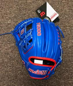 "Wilson A2000 1786 11.5"" Infield Baseball Glove July 2020 GOT"