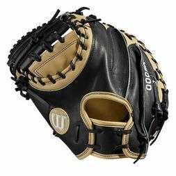 """Wilson A2000 CM33 33"""" Catcher's Baseball Mitt - Right Hand T"""
