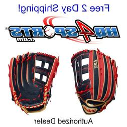 """Wilson A2K Mookie Betts WTA2KRB20MB50GM 12.5"""" Adult Outfield"""