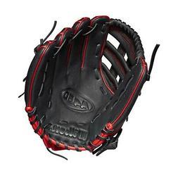 Wilson A450 Series 11`` All Positions Baseball Glove Black/R