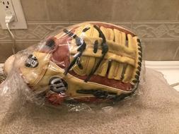 "Wilson A500 12.5"" Baseball Softball Glove Left Hand Throw"