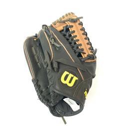 "Wilson A700 11.75"" RHT Baseball Softball Glove Ecco Leather"