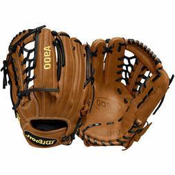 Wilson A900 11.75 Inch Baseball Glove  Pro Lace T-Web