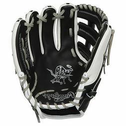 """Rawlings Adult Baseball Glove 11.5"""" Pro H-Web Infield Heart"""