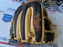 "Rawlings Adult Select Exclusive 11.5"" Baseball Glove RHT SS3"