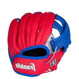 Franklin Sports Air Tech Left Handed Throw Youth Baseball Gl