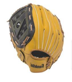 Franklin Sports Baseball and Softball Glove - Field Master -
