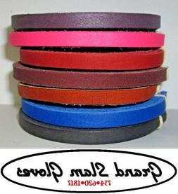 "Baseball and Softball Glove Lacing Kit ⚾2 Laces ⚾3.5"" La"
