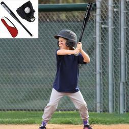 Baseball Baseball Bats Glove Ball Outdoor Toys For Youth Tod