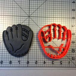 baseball glove 100 cookie cutter