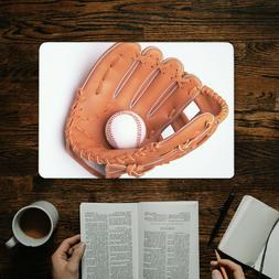 Baseball Glove Laptop Protective Skin Universal Notebook Vin