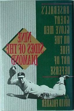BASEBALL GLOVE MEN & ART OF DEFENSE, 1990 BOOK (BROOKS ROBIN