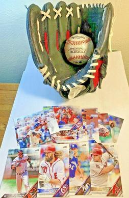 Rawlings Baseball Glove MT105BSW 10.5 Inch + Rawlings OLB3 B