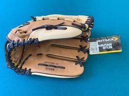 "Easton Baseball Glove NES13 13"" LHT NATURAL ELITE - BRAND NE"