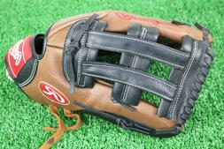 Rawlings Baseball Glove Premium Series Outfield Left Hand Th