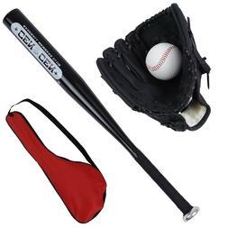Baseball Set,Baseball Bats & Glove Bat Alloy Kids Youth Soft