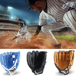 """Baseball Softball Gloves Mitts Left Hand Youth Adult 10.5"""" S"""
