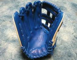 Rawlings Blue GG Elite Adult Baseball Glove 12 3/4 Inch