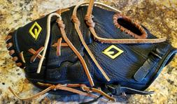 Brand New Glovesmith 11.5 Inch Infielders Glove, RHT,  MADE