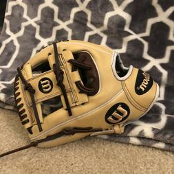Brand New Wilson A2000 1786 11.5 In Baseball Glove Series W