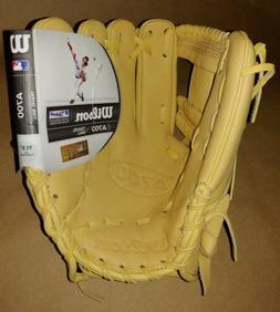 BRAND NEW Wilson A700 Baseball Glove Blonde Right Hand Throw