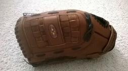 "Easton Competitor Series Full grain leather 13"" Basket web B"
