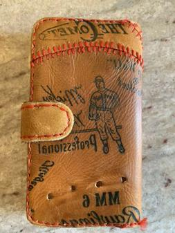 Custom Made One Of A Kind Vintage Baseball Glove Phone Case