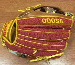 Wilson DP15GM 11.75, series A2000 Infield Baseball Glove .