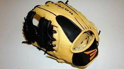 "Easton Natural Elite Series 11.25"" Baseball Glove - Throws"