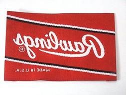 Rawlings Embroidered Cloth Baseball Softball Glove Label Pat