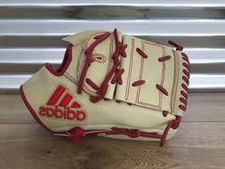 "Adidas EQT 1200 SP Pro Series Baseball Glove 12"" Light Tan R"